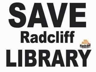 Rally for North Hardin library today