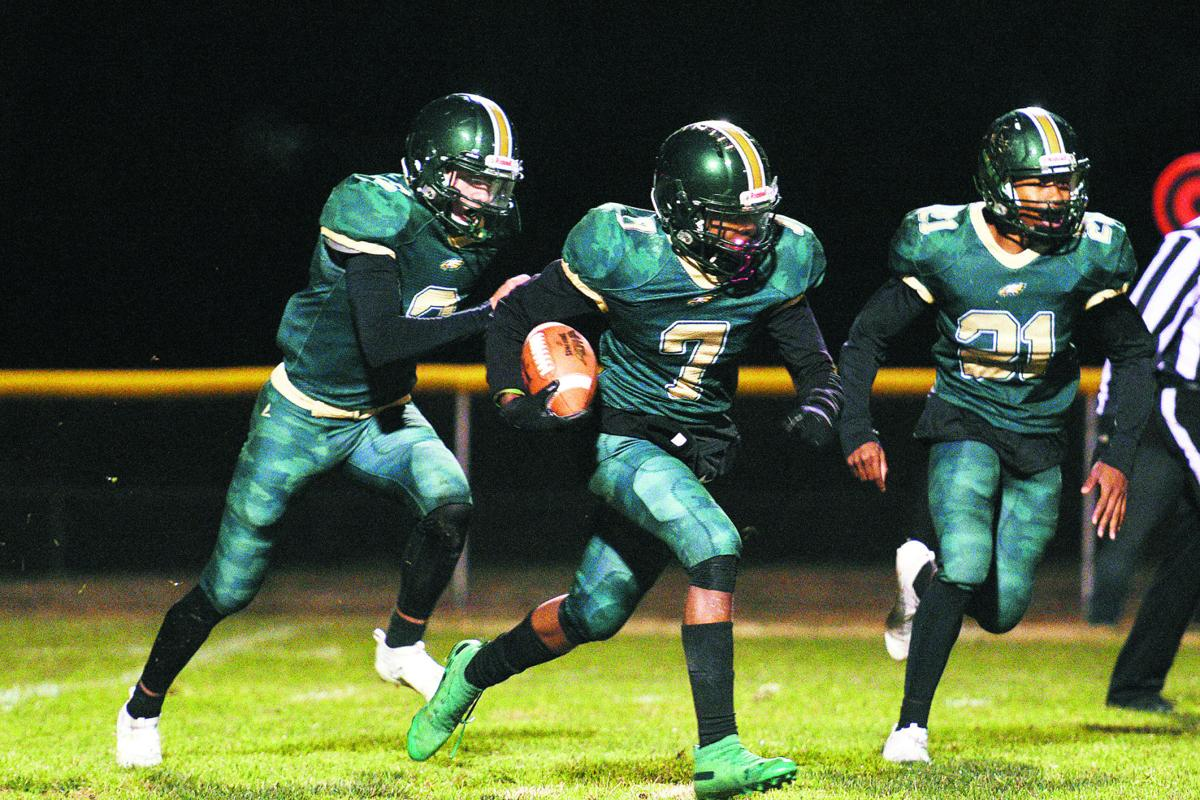PREP FOOTBALL: Solid golf performance by Fort Knox