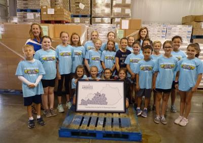 St. James VBS continues support of Feeding America