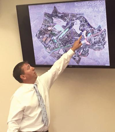 Radcliff to seek money for flood control project