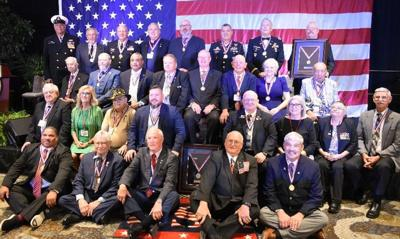 Locals inducted into Kentucky Veterans Hall of Fame