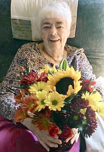 Swain celebrates 90th birthday
