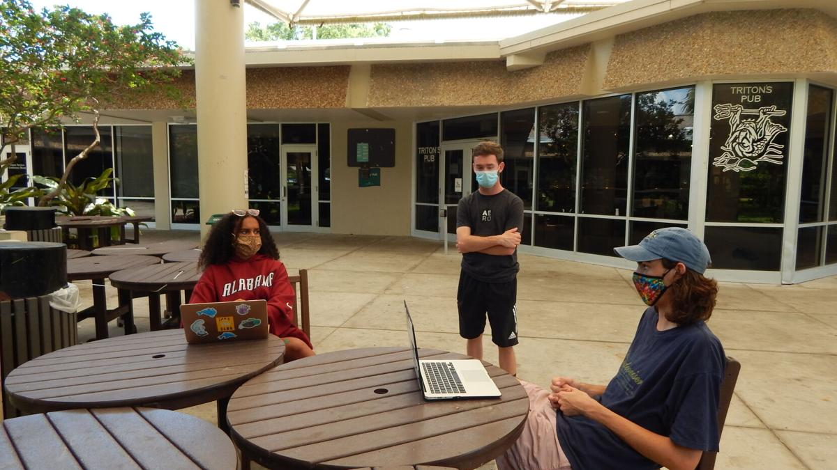 New, young ECOS looking to amplify student voices