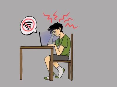 Wi-Fi frustration