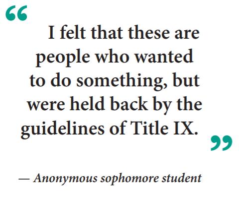 Title IX Pull Quote