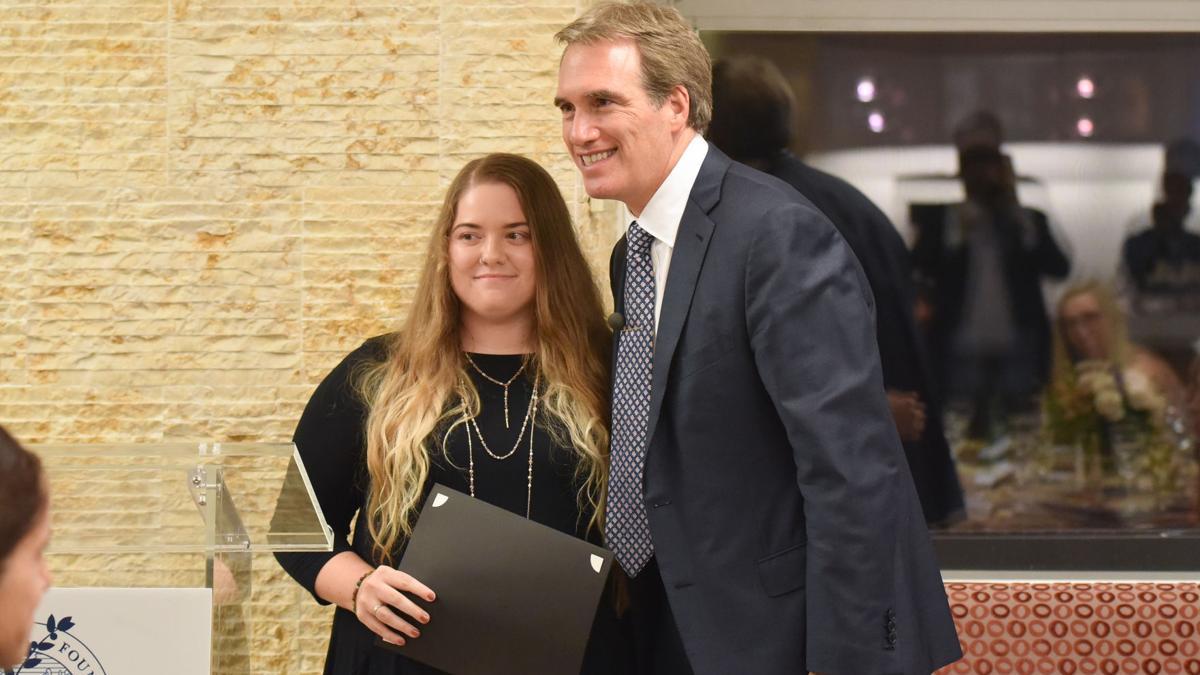 Alumna wins Elie Wiesel Prize
