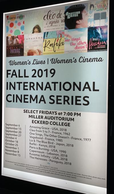 International Cinema Series Poster