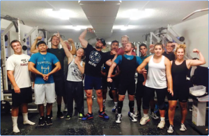 Powerlifting Club holds mock meet, plans for future
