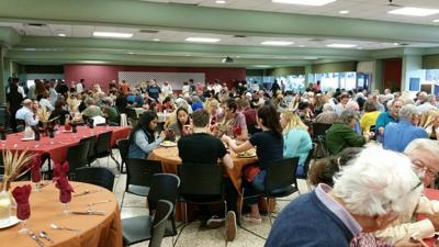 Eckerd Annual Thanksgiving Dinner