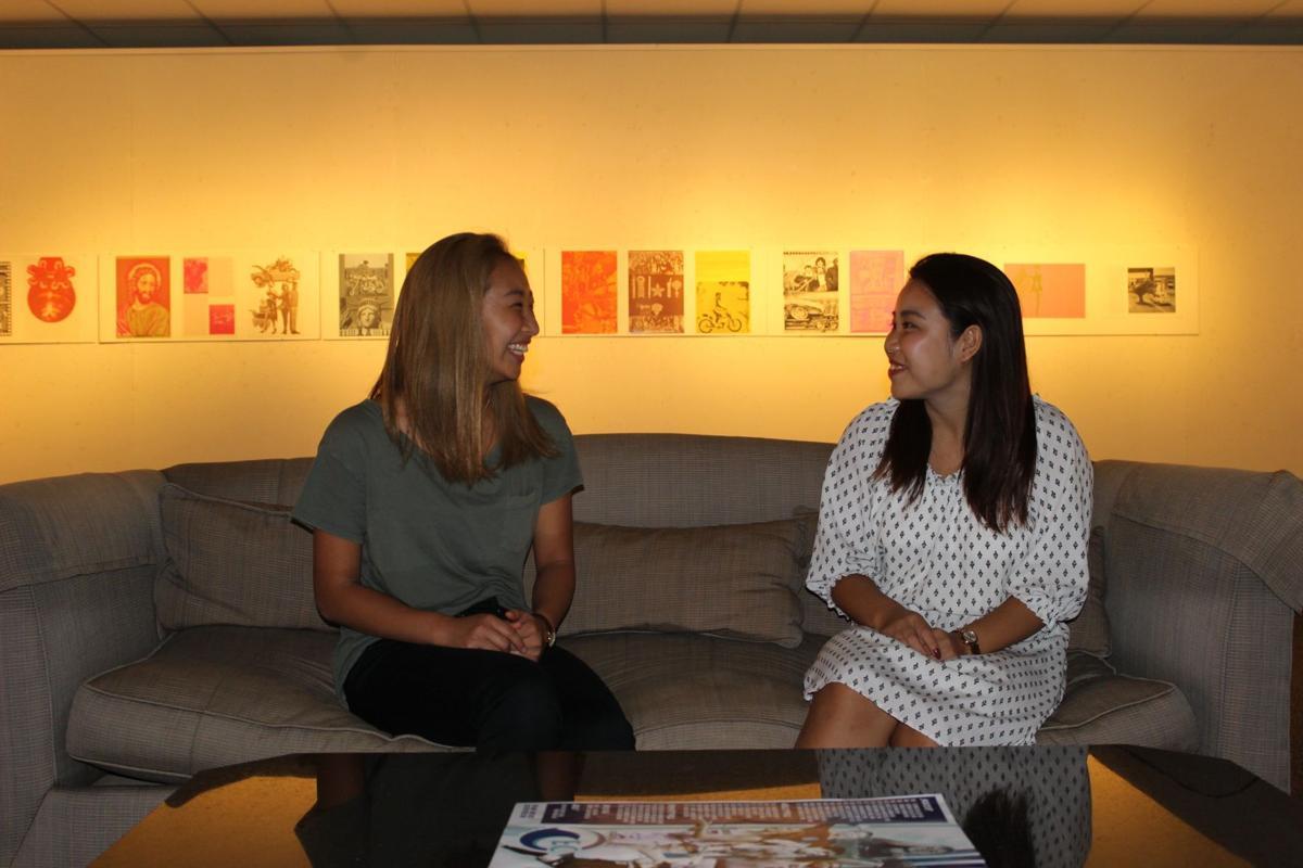 Foreign Exchange Students: Miyu Morishita and Yuka Nakata