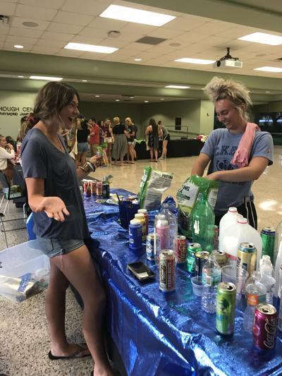 Plastic Free On-campus event