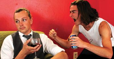Pick your pleasure: liquor, wine or beer?