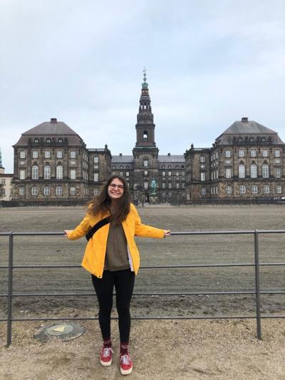 Sophie Levinson Abroad