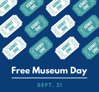 Free Museum Day Poster