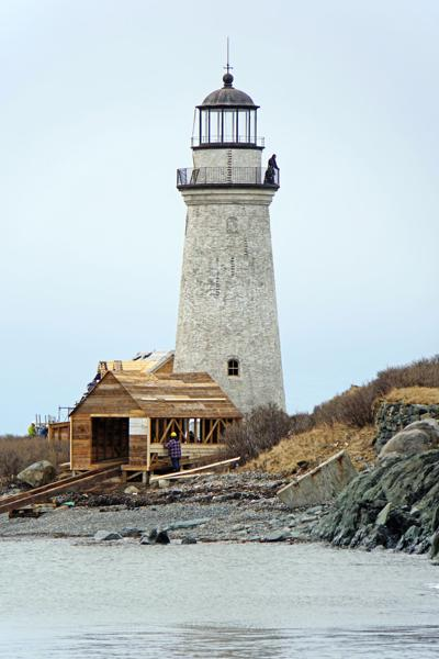 """""""The Lighthouse"""" in real life"""