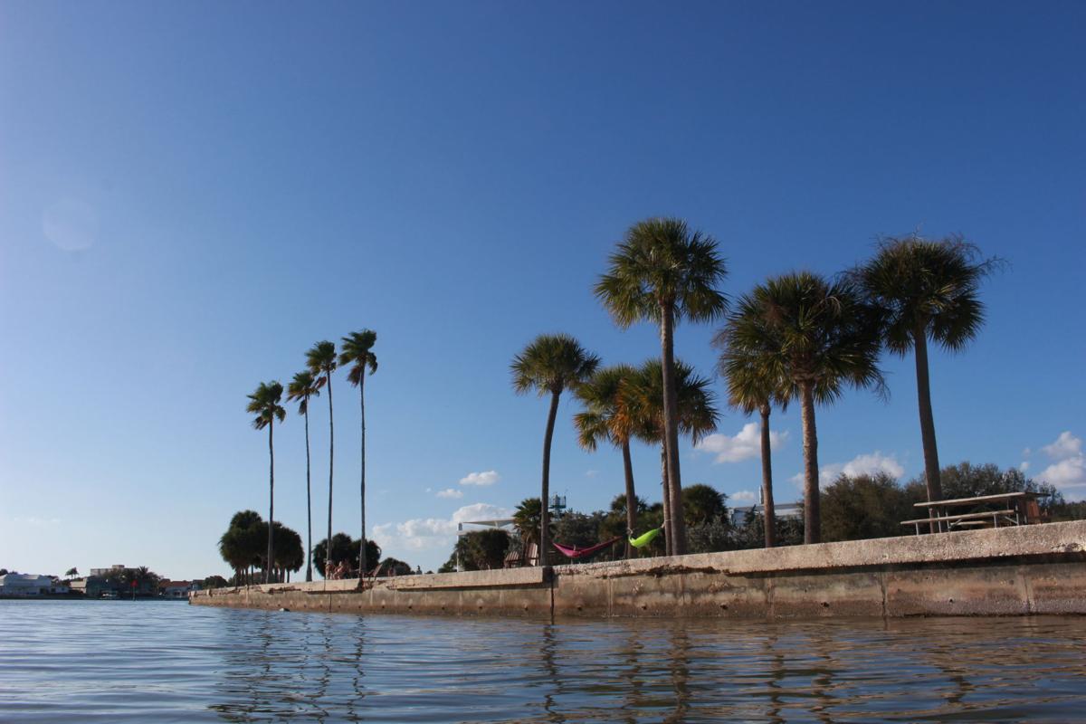 Sea level rise south beach