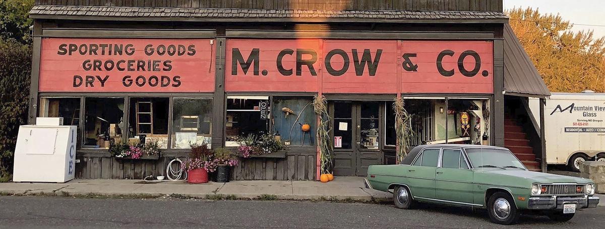 TOO M. Crow 4