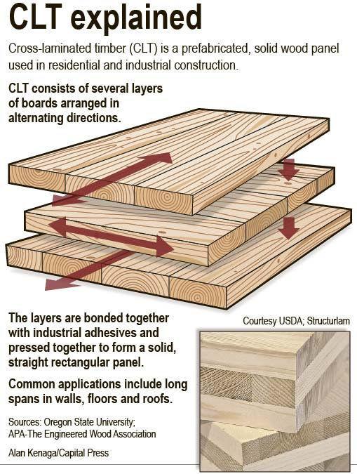 Oregon seeks to become U.S. mass timber hub