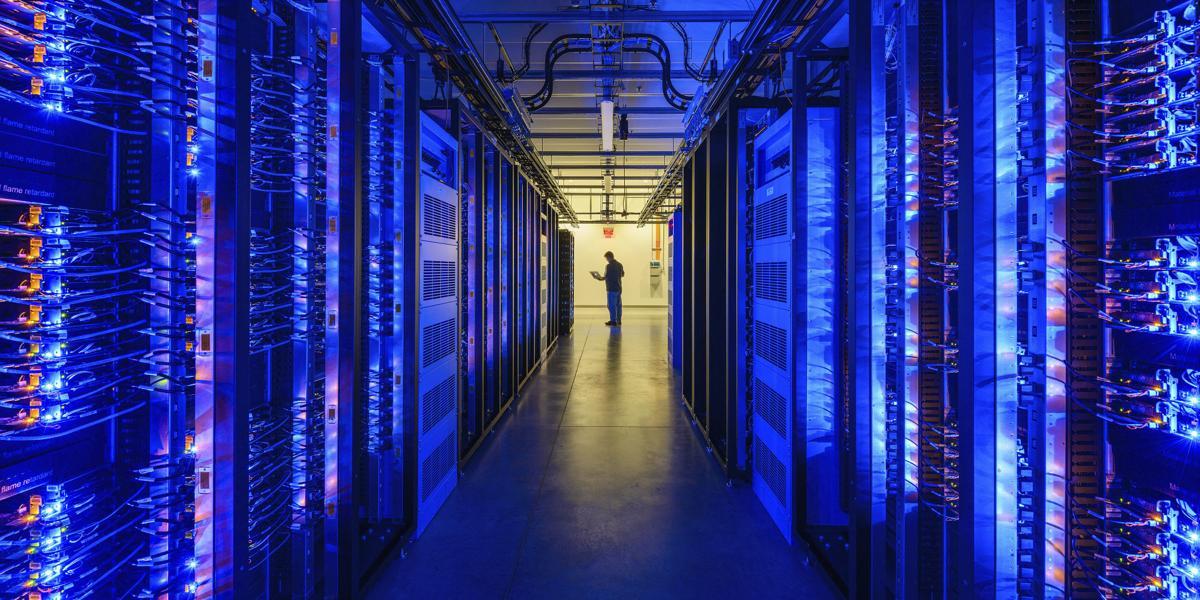 TOO data centers facebook