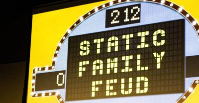 Survey says, IUP Family Feud has successful turnout