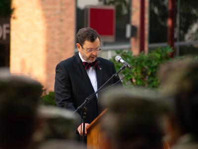 Eighteen years later: IUP holds memorial service for 9/11