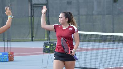 Crimson Hawks Roundup: Tennis sweeps Clarion