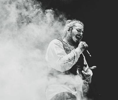Post Malone proves his authenticity with 'Beerbongs