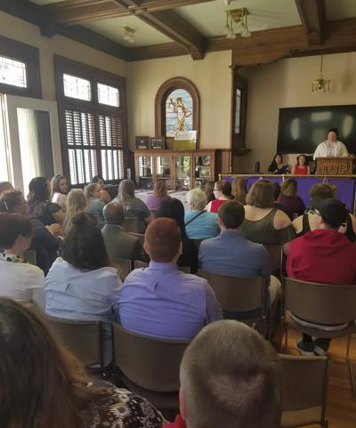 LGBTQIA students recognized at ninth annual Lavender Graduation