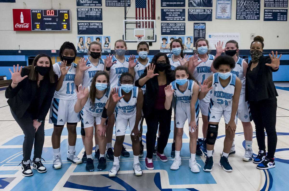 Union Pines defeats Western Harnett, 65-30; claims fifth straight conference title