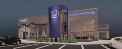 Leith Honda new dealership