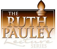 Ruth Pauley Lecture Series Logo