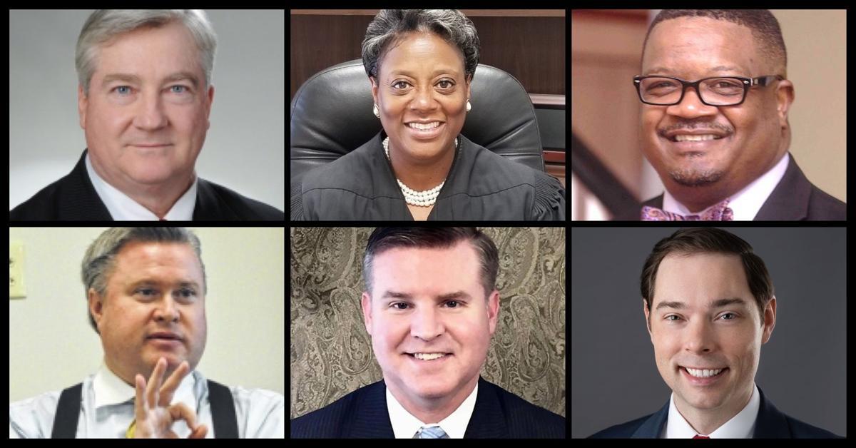 Judicial Candidates