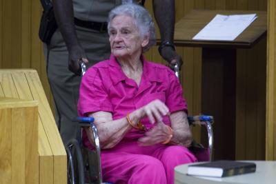 Margaret Kellis in Court