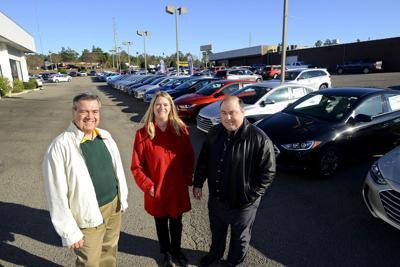 Pinehurst Auto Group Expands Modernizes Toyota Dealership