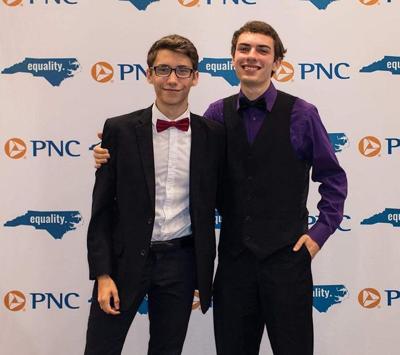 Brandon Caddell and Noah Ambrose