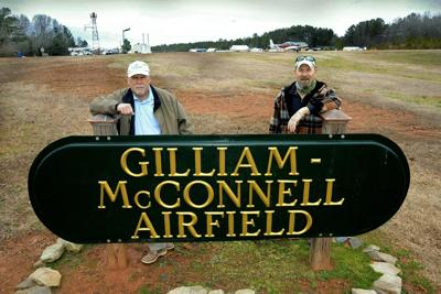 Gilliam-McConnell Airfield sale