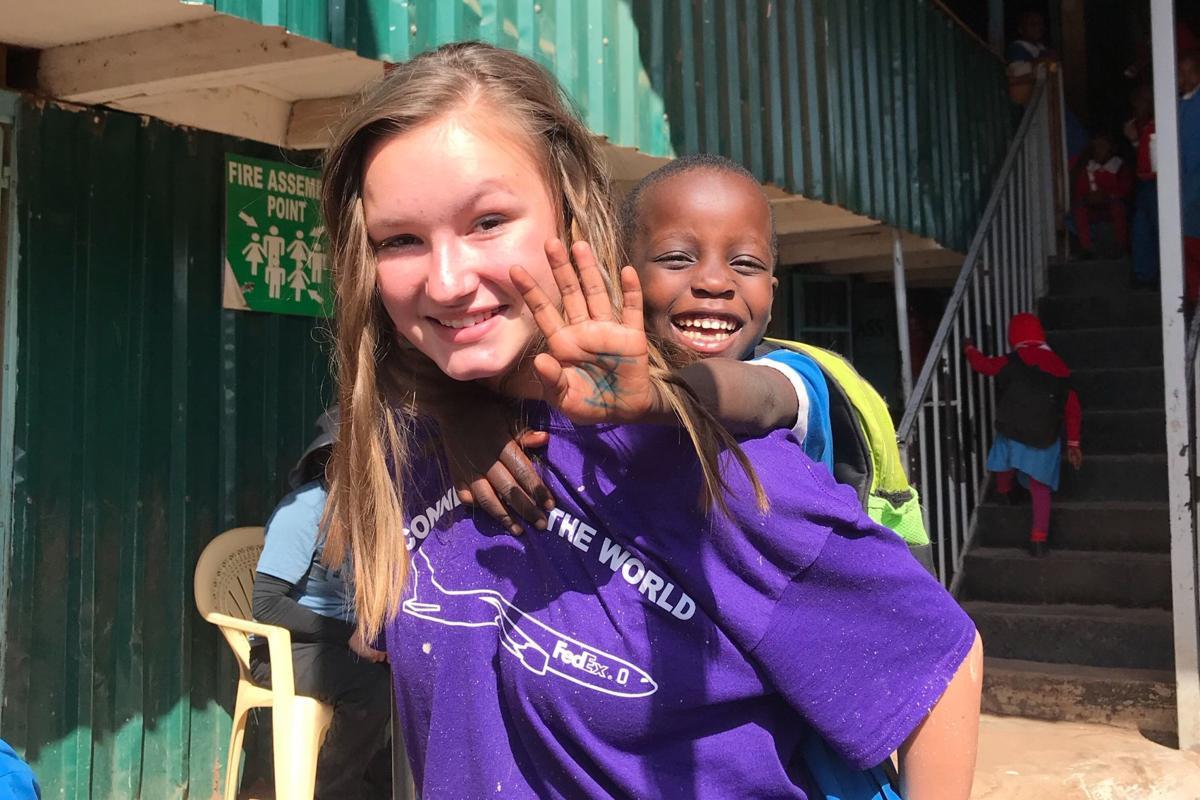 'One Big Community' | Kenya Trip Opens Eyes, World to Local Teen