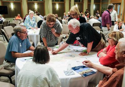 Pinehurst Planning Session