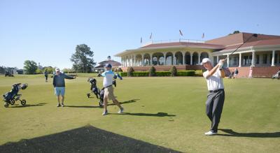 Golf at the Resort