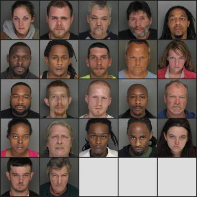 22 Arrested