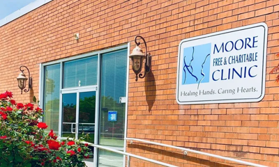 Moore Free Care Clinic