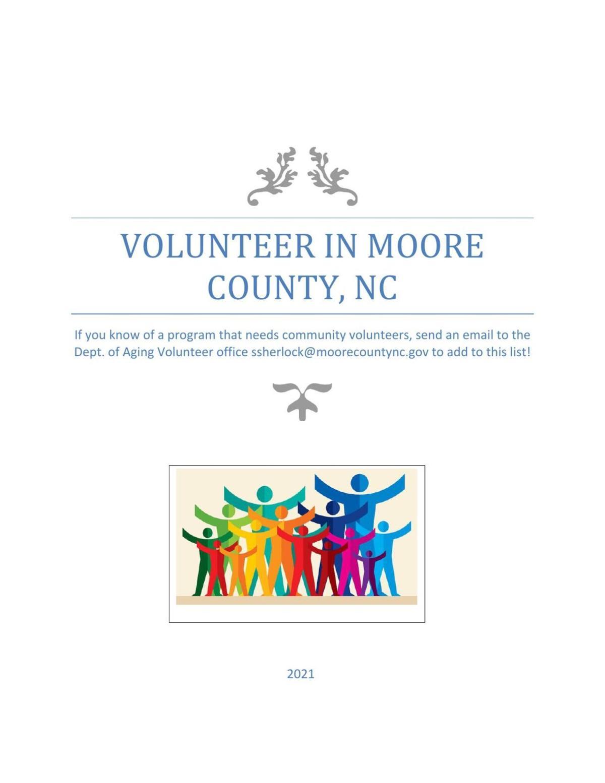 Moore County Volunteers