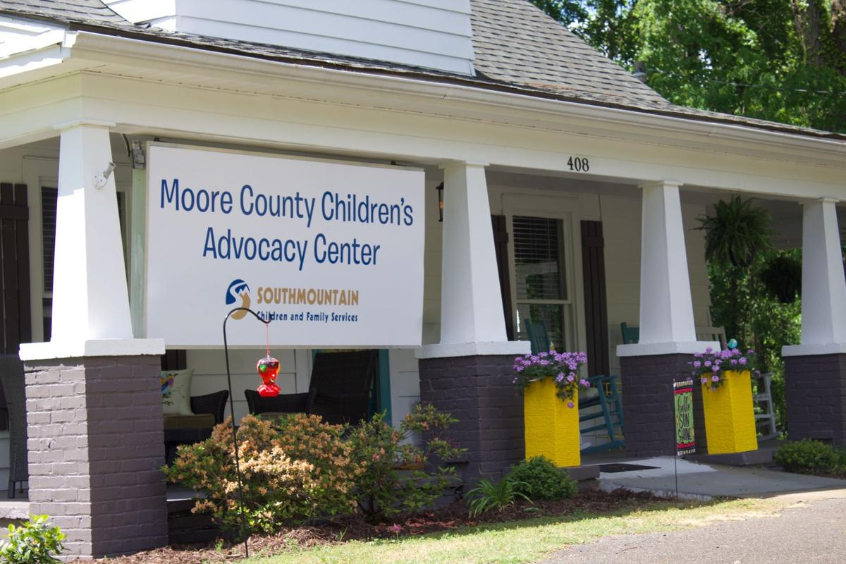 The Moore County Children's Advocacy Center in Carthage