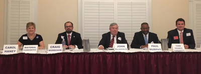 Southern Pines candidates