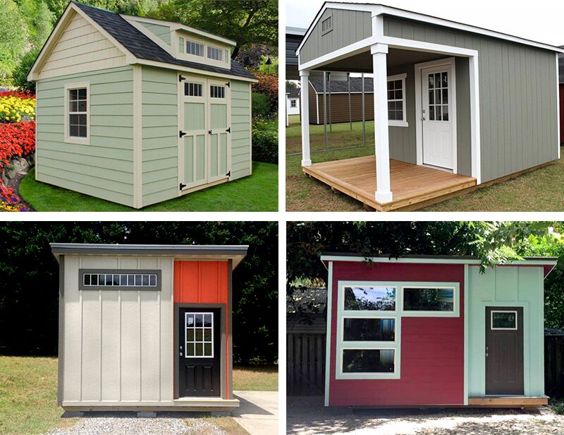 Shed Depot Selections