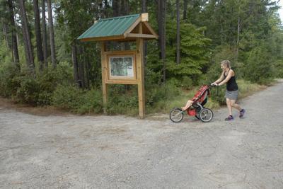 Pinehurst Bicycle Trail Plan