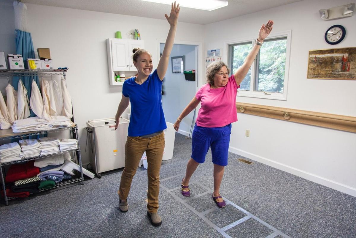 Think Big Parkinsons Therapy Offers Chance For Independence