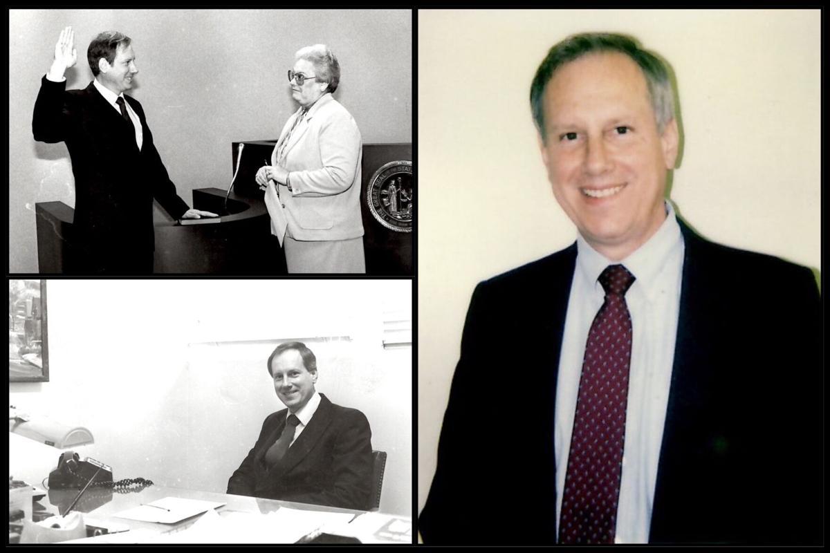 Robert Wittmann has been director of the Moore County Health Department since 1985.