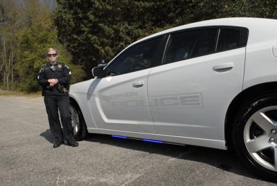 Ghost Police Car