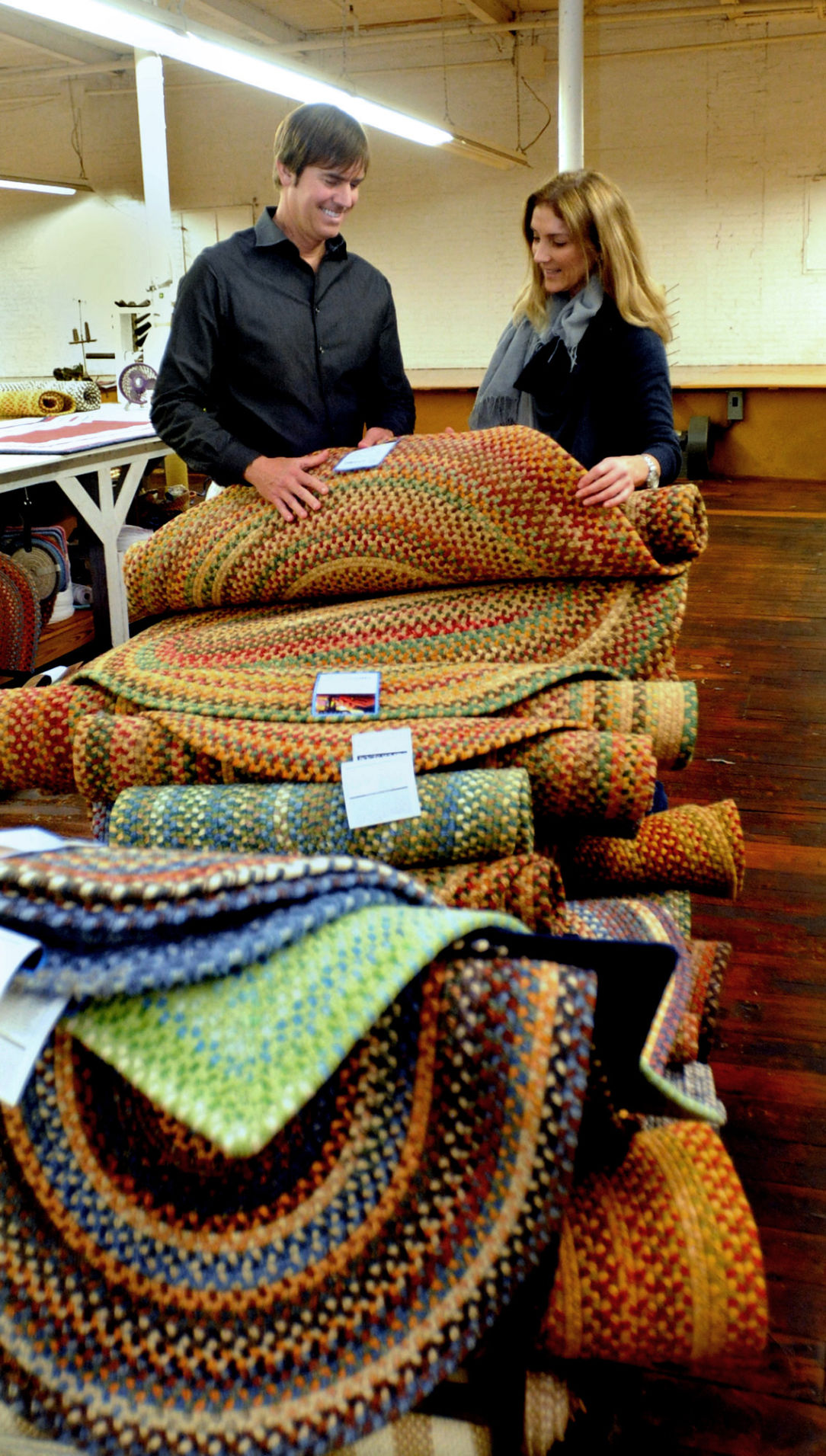 Braids Family Keep Capel Rugs Covered